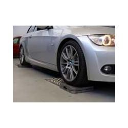 Servicio de báscula para pesar coches