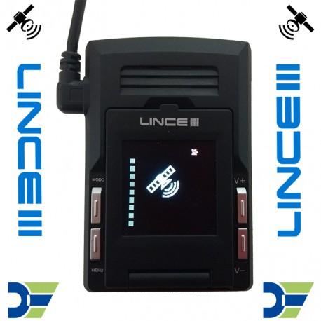 Lince III: Avisador GPS de radares