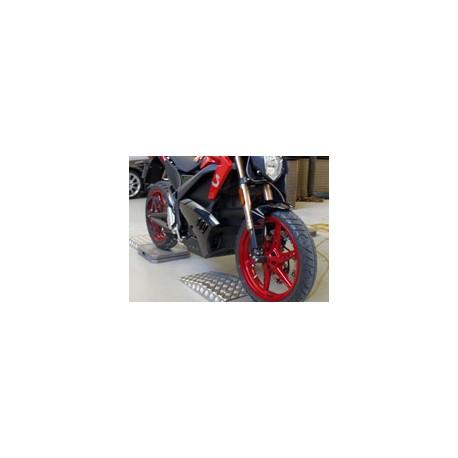 Servicio de báscula para pesar motos