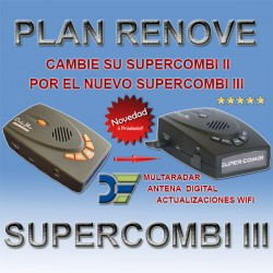 Plan Renove Onlyyou Supercombi II a Supercombi III