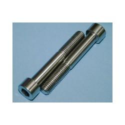 Tornillos de Titanio M10x70mm allen DIN912