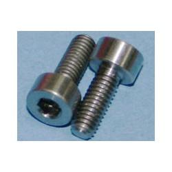 Tornillos de Titanio M3x8mm allen DIN912