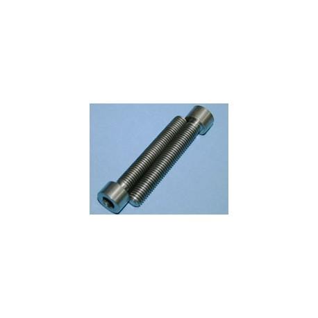 Tornillos de Titanio M10x65mm allen DIN912