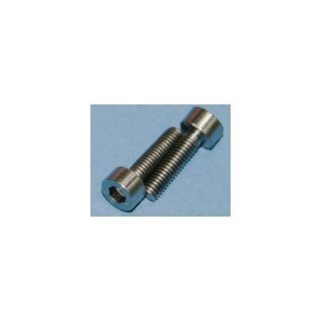 Tornillos de Titanio M3x12mm allen DIN912