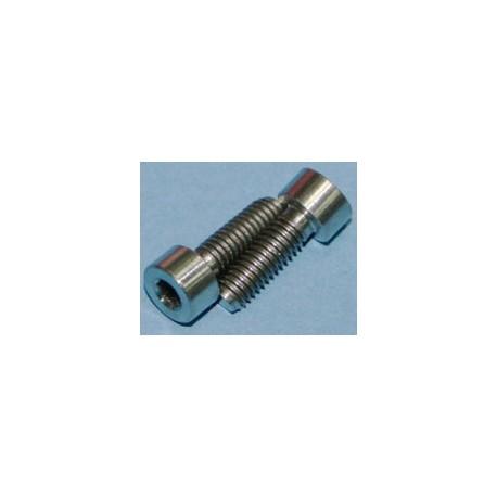 Tornillos de Titanio M4x12mm allen DIN912