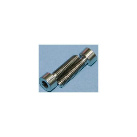 Tornillos de Titanio M4x16mm allen DIN912