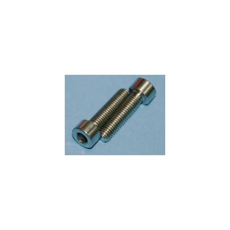 Tornillos de Titanio M5x20mm allen DIN912