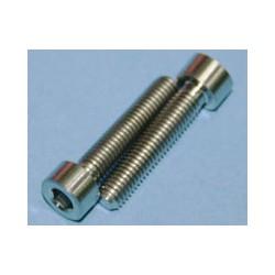 Tornillos de Titanio M5x25mm allen DIN912