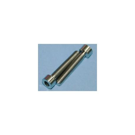 Tornillos de Titanio M5x30mm allen DIN912