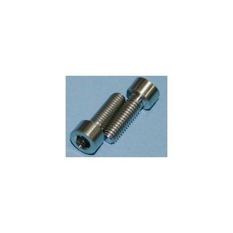Tornillos de Titanio M6x18mm allen DIN912