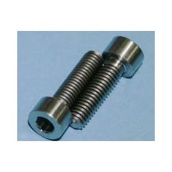 Tornillos de Titanio M6x22mm allen DIN912