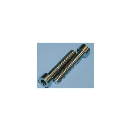 Tornillos de Titanio M6x35mm allen DIN912