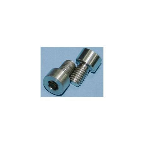 Tornillos de Titanio M8x12mm allen DIN912