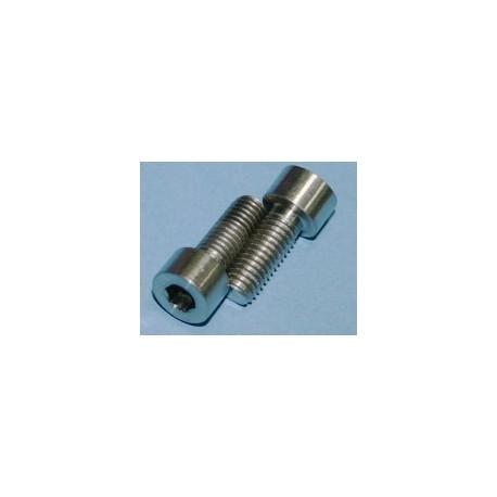 Tornillos de Titanio M8x20mm allen DIN912