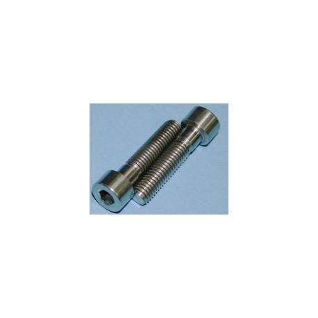 Tornillos de Titanio M8x35mm allen DIN912