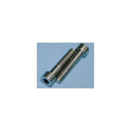 Tornillos de Titanio M8x40mm allen DIN912