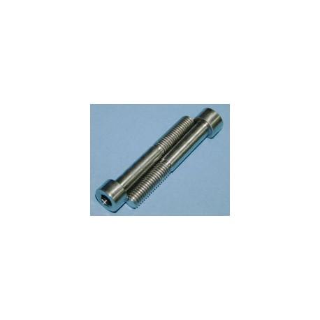 Tornillos de Titanio M8x50mm allen DIN912