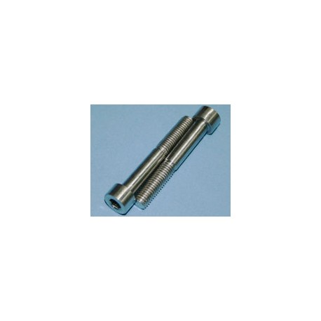 Tornillos de Titanio M8x55mm allen DIN912