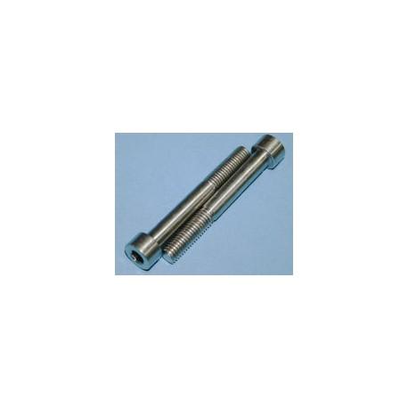 Tornillos de Titanio M8x63mm allen DIN912