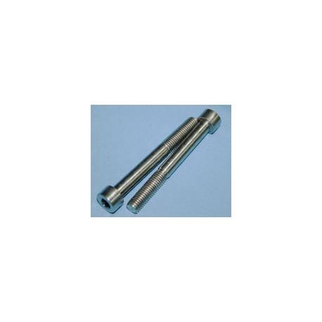 Tornillos de Titanio M8x70mm allen DIN912