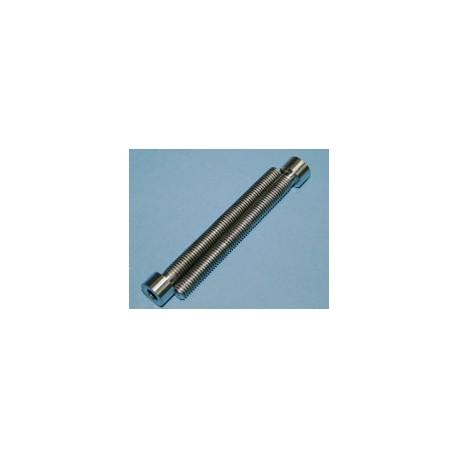 Tornillos de Titanio M8x80mm allen DIN912