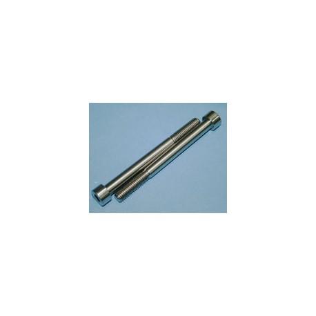Tornillos de Titanio M8x90mm allen DIN912