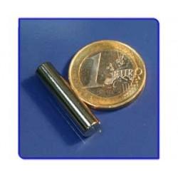 Imán de neodimio Ref. B06 Barra 6x25 mm