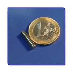 Imán de neodimio Ref. B02 Barra 4x15 mm Pack 10