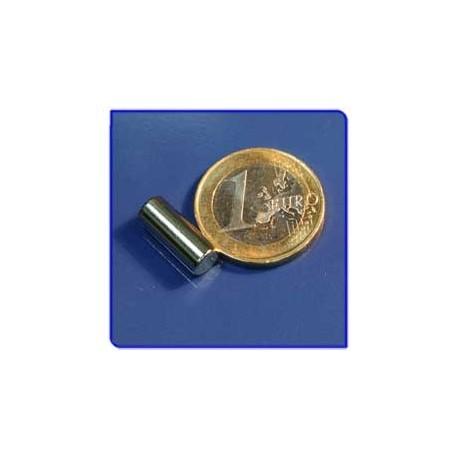 Imán de neodimio Ref. B05 Barra 6x15 mm Pack 25