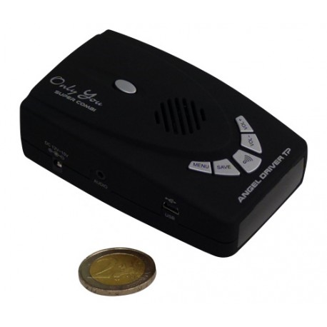 Avisador Detector portatil de radares Only You Combi