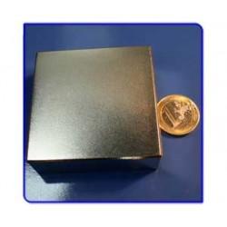 Imán de neodimio Ref. Bl07 Bloque 60x60x20mm Pack 50