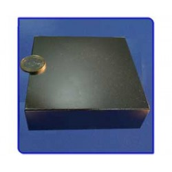 Imán de neodimio Ref. Bl08 Bloque 100x100x30mm Pack 50