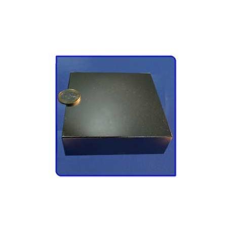 Imán de neodimio Ref. Bl08 Bloque 100x100x30mm