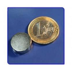 Imán de neodimio Ref. D08 Disco 15x5mm