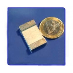 Imanes de neodimio Ref. V03 Placa 25x15x5 mm Pack 100