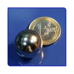 Imán de neodimio Ref. E04 Esfera D19mm Pack 25