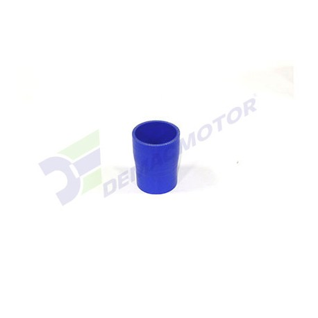 Manguito silicona Reducción recto, Ø45mm a Ø57mm