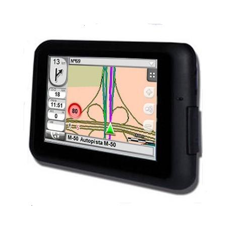 Navegador y Avisador GPS de radares Onix (España, Portugal y Andorra)