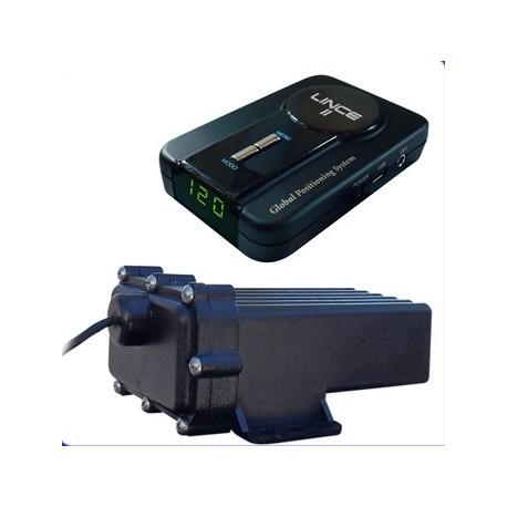 Detector de radar Merlín SP+ Lince II