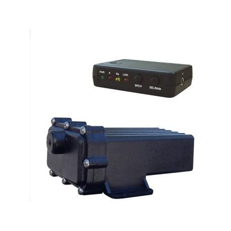 Detector de radares Merlín SP Bluetooth+Consola Merlín