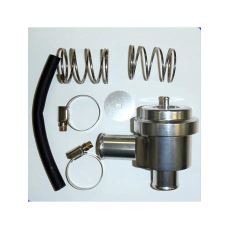 Válvula de descarga recirculadora