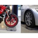 Báscula pesar coches y motos
