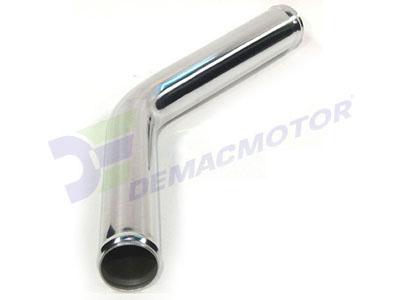 Imagen del Tubo de aluminio codo de 76mm de diámetro