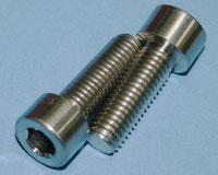 Tornillos de Titanio M10x30mm allen DIN912
