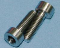 Tornillos de Titanio M3x10mm allen DIN912