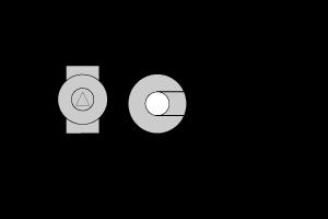 Tamaños del Fluidemac Inyector