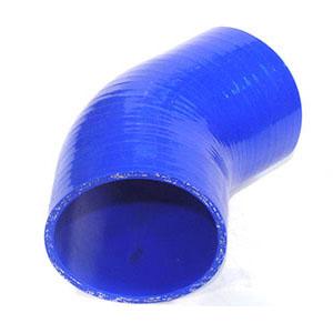 Codo de silicona de 45° y 89mm