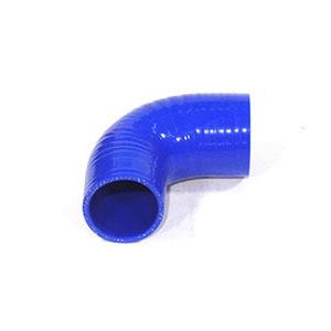 Manguito reductor de silicona de 90° de 51mm a 45mm