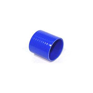 Manguito de silicona recto de 64mm de diámetro