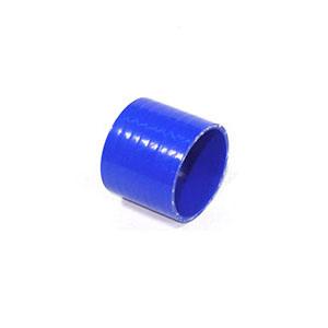Manguito de silicona recto de 76mm de diámetro
